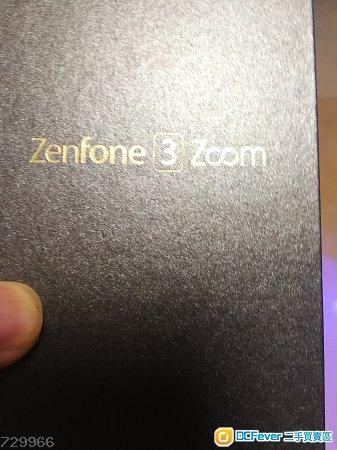 Asus zenfone 3 Zoom ZE553KL 黑色