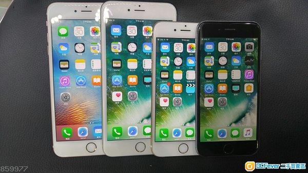 【 高收二手機 】高收所有 i Phone 7 / 7 Plus / 6 / 6 Plus / 6s / 6s Plus (附回收機報價表)