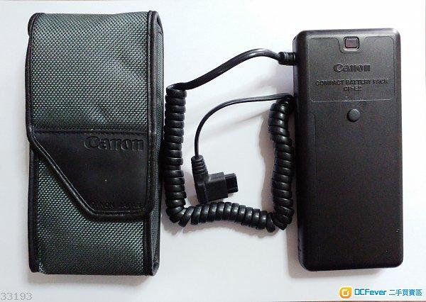 Canon CP-E2 閃燈power pack