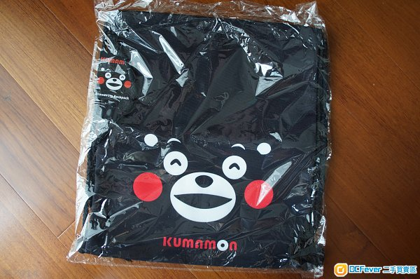 日本 Kumamon 熊本熊  索繩袋 背包 書包 行山 旅行 Drawstring Backpack