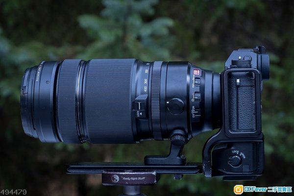 Fujifilm 100-400mm f4.5-5.6 R LM OIS WR