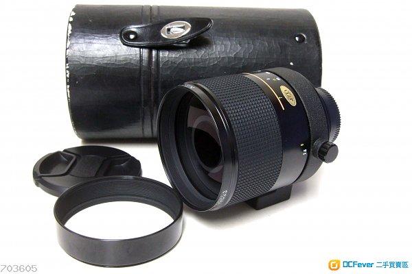 NIKON REFLEX-NIKKOR 500mm LENS 橙圈反射鏡