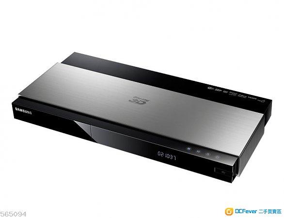 Samsung 藍光影碟播放機 BD-F7500 4K 影像倍線技術