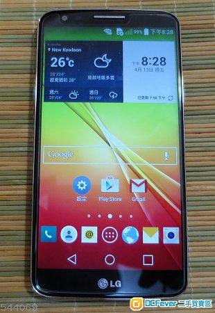 90%新 LG G2 F320K LTE-A 4G 32GB 黑色 原裝2電連座充