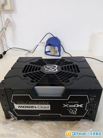 XFX PRO 1250W Black Edition Fully Modular PSU