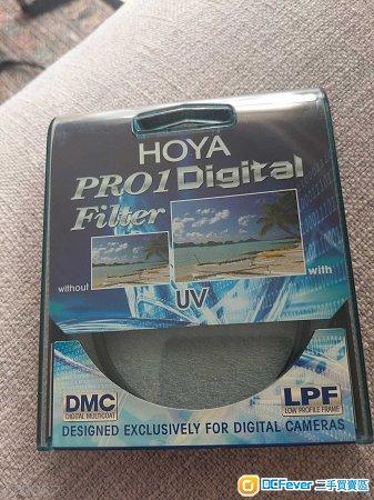 Hoya Pro1 Digital UV Filter 62mm