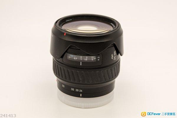 Minolta AF 24-85mm f/3.5-4.5 New (sony a7配laea4可用)