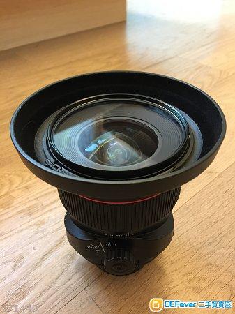 [建築摄影神鏡] Canon TS-E 24mm F/3.5L II 超廣角移軸鏡 EF mount (Sony A7)