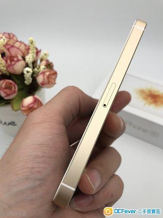 iphone se 金色 32G 99.99%new