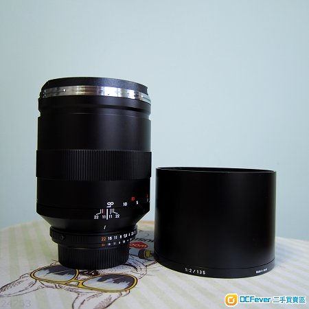 ZEIZZ  APO SONNAR T* 2/135mm ZF.2 (Nikon用)