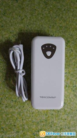 全新 TEKCOMM PM30 充電器 (容量 :3000mAh)