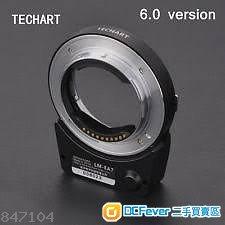 Techart LM-EA7天工自動環專用:LM 接環(25款)