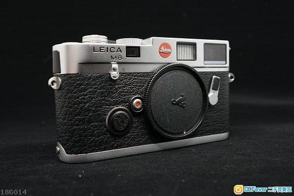 [FS] Leica M6 Classic 0.72 Silver 銀