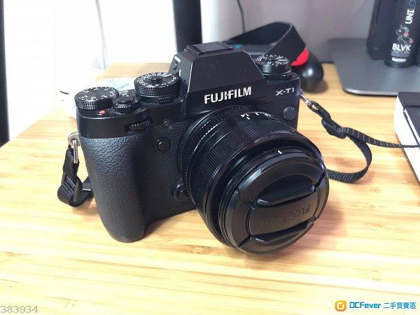 Fujifilm X-T1 + XF35 f1.4 + Samyang 12mm f2 行貨有盒 Wholeset 8300