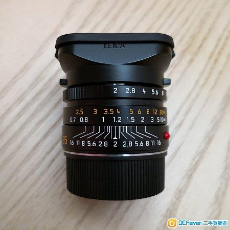 Leica 35mm f2.0 Summicron ASPH