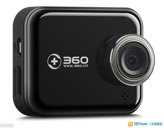 99%new 360 行車記錄儀尊享升級版 J501C