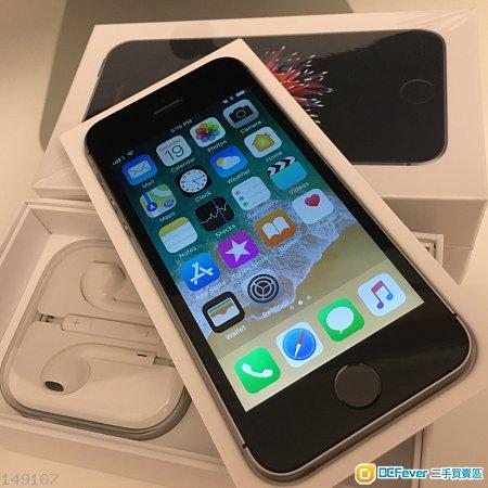 升級求售 Apple iPhone SE 32 black