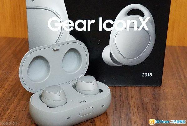 香港行貨 Samsung Gear IconX 2018 藍芽耳機 有原廠保養