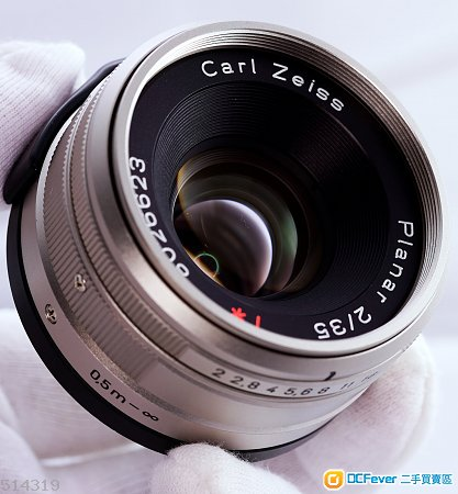 Contax G35 Carl Zeiss Planar 35mm F2