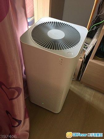 小米空氣淨化器2代 9成新