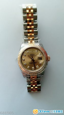 全新Rolex Lady-Datejust 179173G