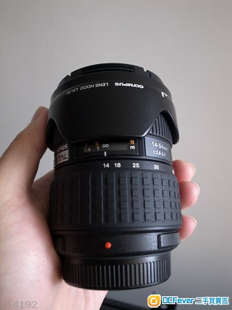 Olympus 14-54mm ( not 12-60mm 14-35mm)