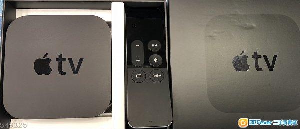 出售 Apple TV (gen 4) 64GB MLNC2CV/A