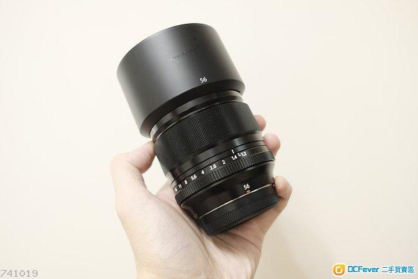 Fujiflim XF 56mm f1.2 R