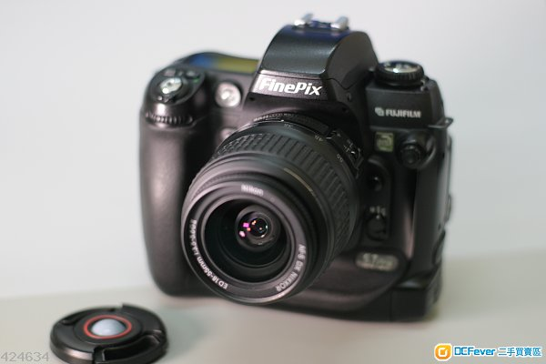 Fujifilm S3 Pro (not S2 / S5)