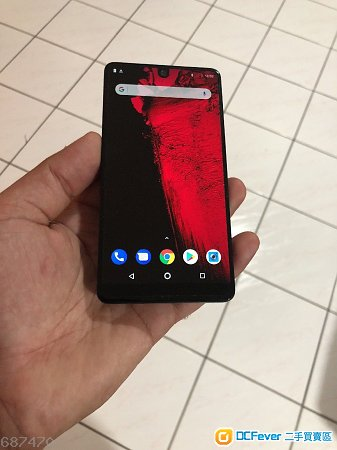 Essential Phone PH-1 128GB 黑色( Android 9)