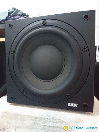 B&W ASW2500 頂級10寸有源超低音