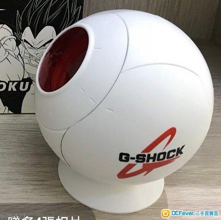 G shock 龍珠太空船錶盒