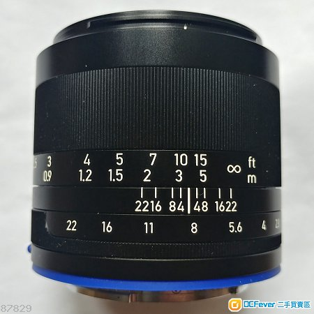 ZEISS Loxia 2/50 50mm F2