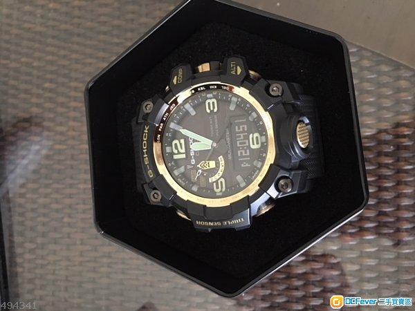 Mudmaster 泥王 G-Shock GWG-1000