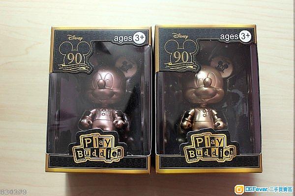 全新 正貨 迪士尼 Disneyland 90週年紀念版 Mickey 米奇