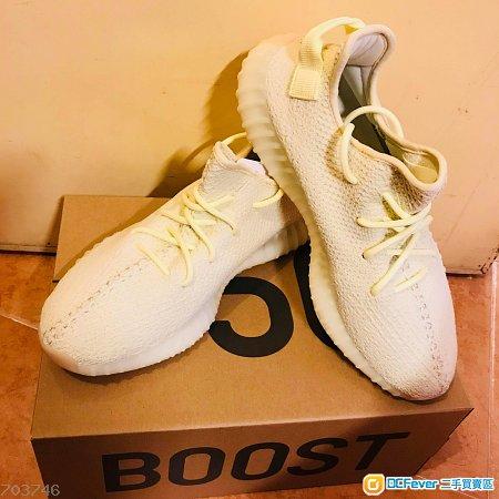 Yeezy Boost 350 v2 Butter  size uk 8