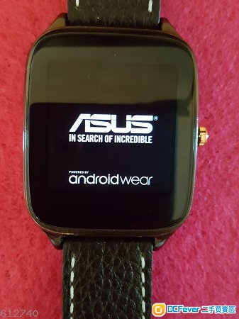 Asus ZenWatch 2 智能手錶 (平售$480)