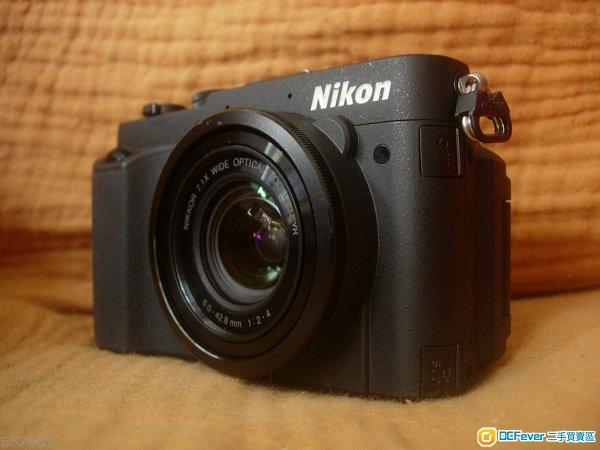 ( 新淨 ) Nikon  P7700  28-200mm  半專業數碼相機__可反mon