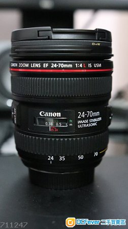Canon EF 24-70mm f/4L IS USM 有保