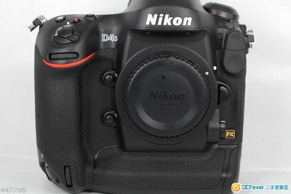 99新Nikon D4s,快門635行貨,2粒全新原廠高容量D5電,64G XQD/CF卡,24-70,14-24可換D850/D500Z7