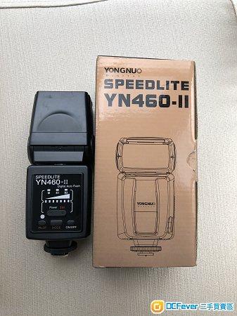 永諾閃光燈 Yongnuo speedlite YN460-II