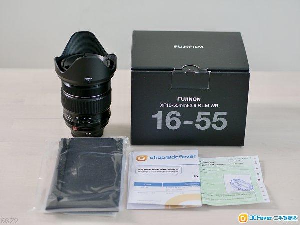 Fujifilm XF 16-55 2.8 99% new