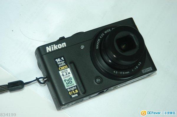 Nikon P310 1.8大光圈 半專業相機    95%新