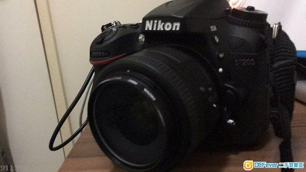 Nikon D7200 + 35mm DX f1.8