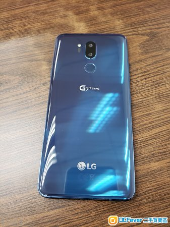 LG G7+ Thin 128GB藍色行貨