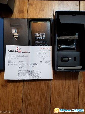 Samsung S8十plus双咭64G 幻紫灰色九x九新