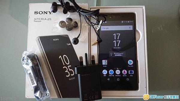 二手SONY Xperia Z5P E6883 單咭,80%新,售800