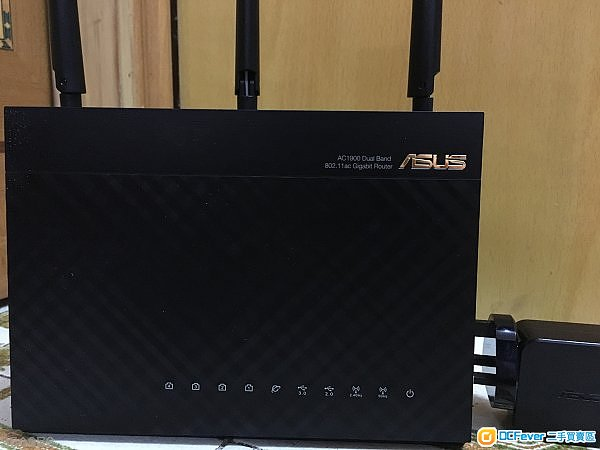AC68U AC1900 Router wifi
