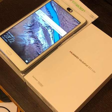華為 Huawei Android tablet m3 lite 8 Lte 有保養