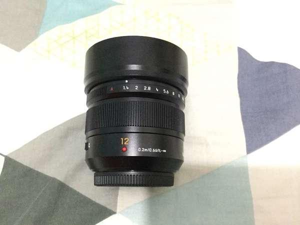 Panasonic Leica DG 12mm f1.4 ASPH (Olympus, m43, pen, GH5)